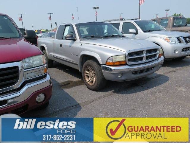 Pre-Owned 2001 Dodge Dakota