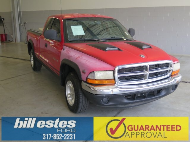 Pre-Owned 1997 Dodge Dakota  Club Cab Pickup