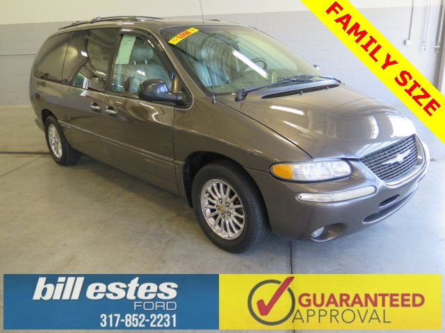 Pre-Owned 1999 Chrysler Town & Country LXi 4D Passenger Van