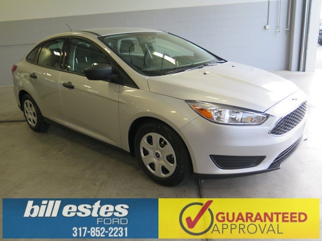 New 2015 Ford Focus S 4D Sedan