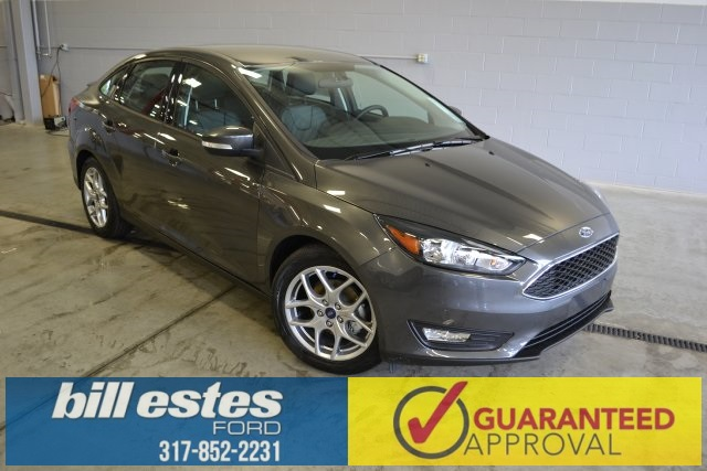 New 2015 Ford Focus SE 4D Sedan