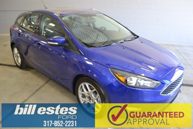 New 2015 Ford Focus SE 4D Hatchback