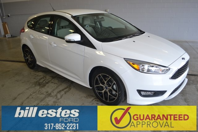 New 2015 Ford Focus SE