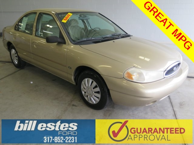 Pre-Owned 2000 Ford Contour SE 4D Sedan