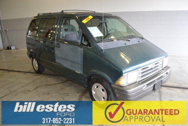 Pre-Owned 1997 Ford Aerostar XLT Sports Van