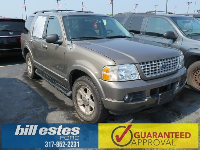Pre-Owned 2002 Ford Explorer 4D Sport Utility Limited 4WD