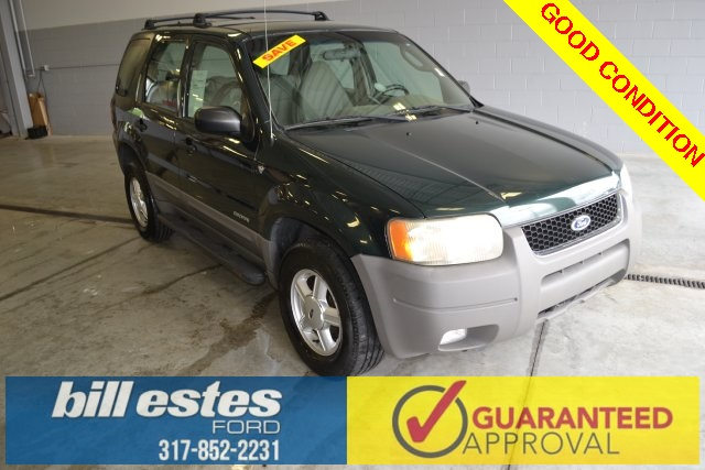 Pre-Owned 2001 Ford Escape XLT 4D Sport Utility