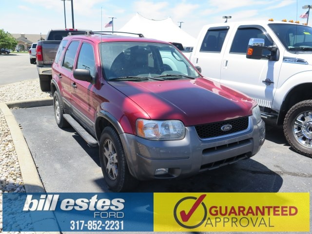 Pre-Owned 2003 Ford Escape XLT 4D Sport Utility