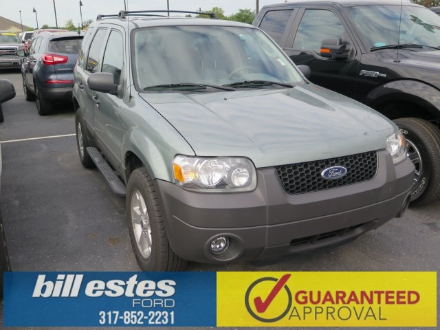 Pre-Owned 2005 Ford Escape 4D Sport Utility XLT AWD