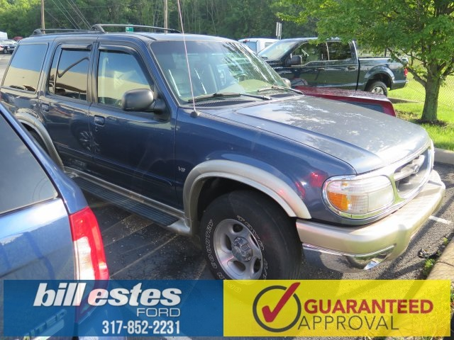 Pre-Owned 1999 Ford Explorer  4D Sport Utility
