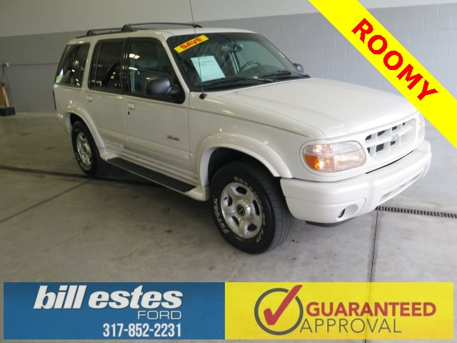 Pre-Owned 2001 Ford Explorer Limited 4WD