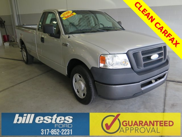 Pre-Owned 2006 Ford F-150  2D Standard Cab