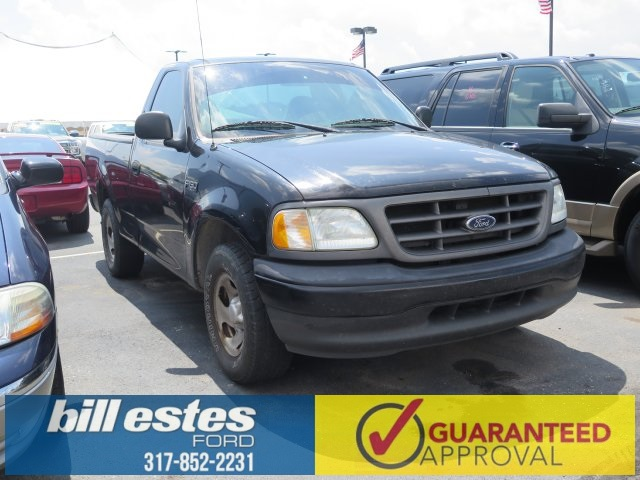 Pre-Owned 2003 Ford F-150  2D Standard Cab