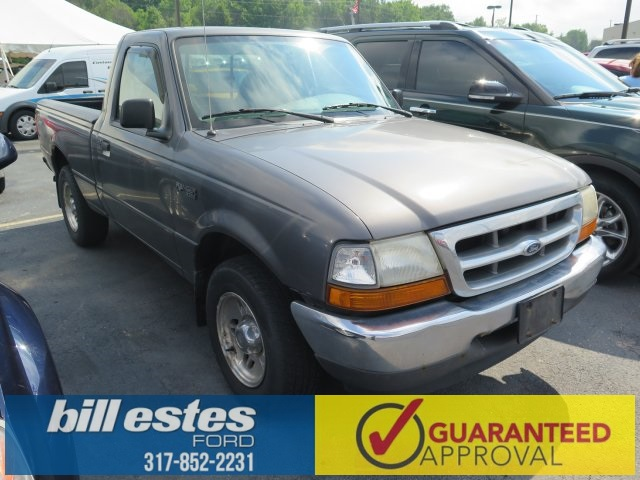 Pre-Owned 1999 Ford Ranger  2D Standard Cab