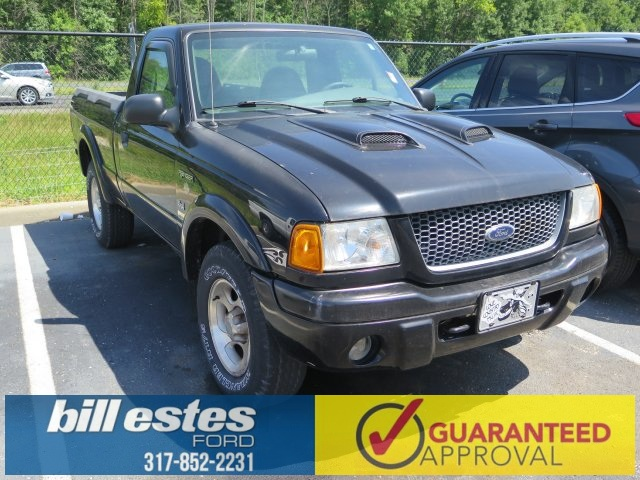 Pre-Owned 2002 Ford Ranger Pickup Edge 4WD