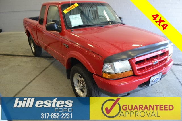 Pre-Owned 2000 Ford Ranger  4WD