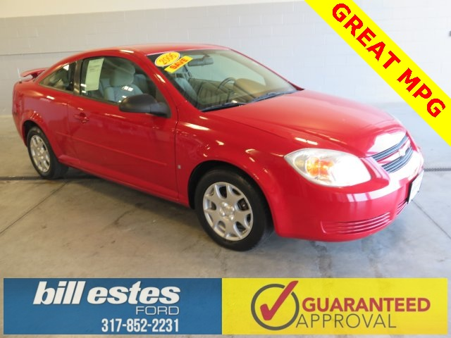Pre-Owned 2006 Chevrolet Cobalt LS 2D Coupe