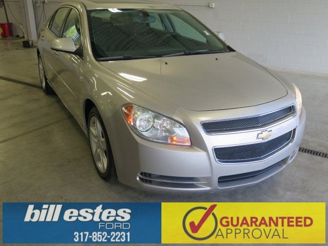 Pre-Owned 2008 Chevrolet Malibu LT 4D Sedan