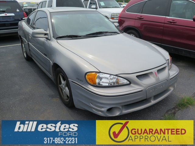 Pre-Owned 2000 Pontiac Grand Am GT1 2D Coupe