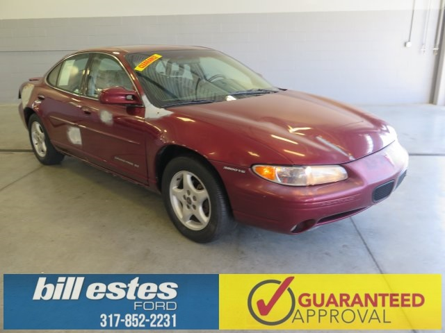 Pre-Owned 2000 Pontiac Grand Prix SE 4D Sedan