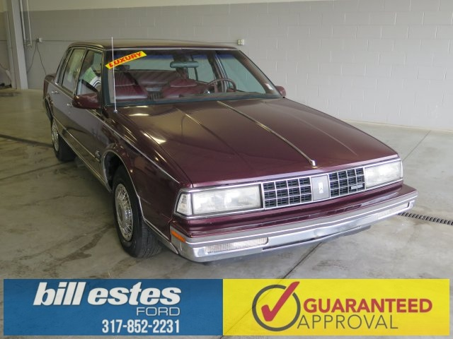 Pre-Owned 1988 Oldsmobile Ninety-Eight Regency 4D Sedan