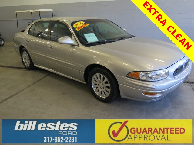 Pre-Owned 2005 Buick LeSabre Custom 4D Sedan