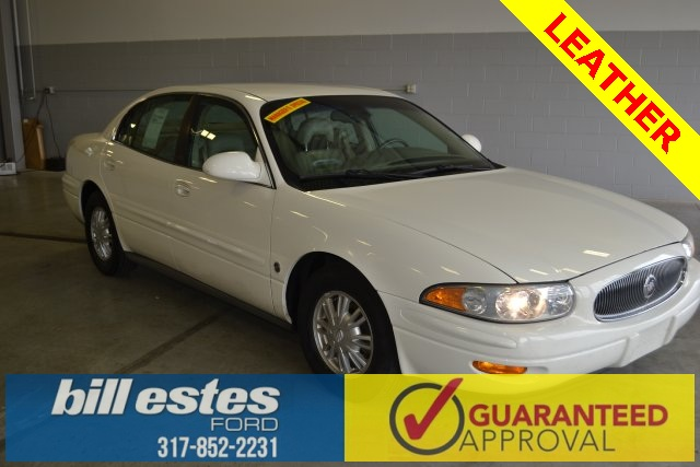 Pre-Owned 2004 Buick LeSabre Limited