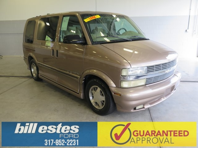 Pre-Owned 2002 Chevrolet Astro Base Passenger Van