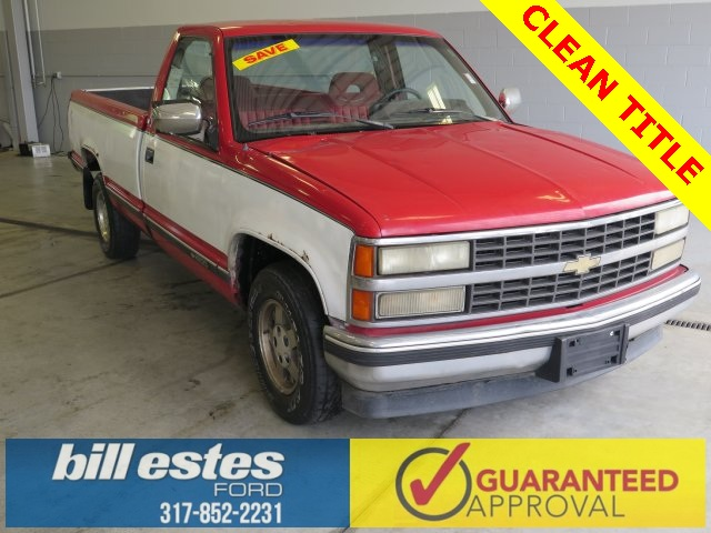 Pre-Owned 1992 Chevrolet C/K 1500 Base 2D Standard Cab
