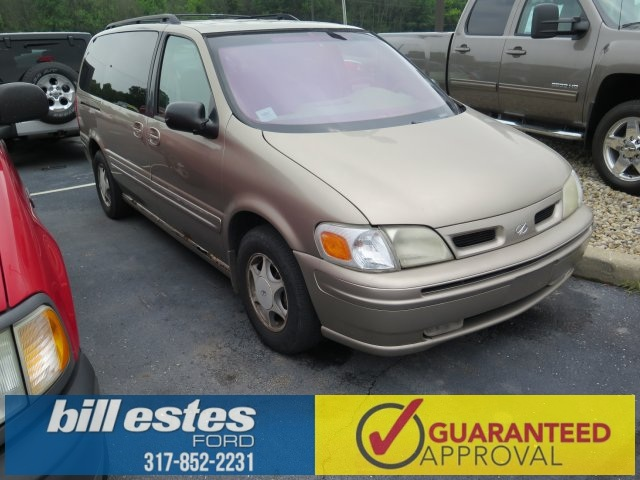 Pre-Owned 1998 Oldsmobile Silhouette