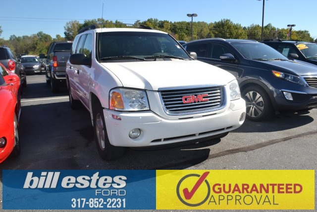Pre-Owned 2003 GMC Envoy XL 4D Sport Utility  4WD