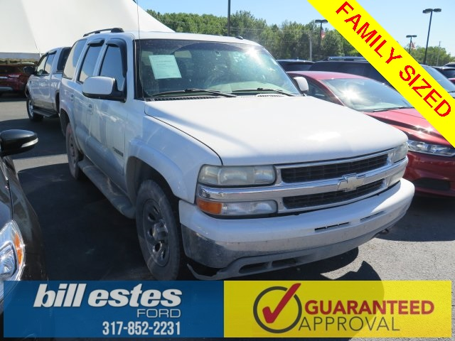Pre-Owned 2003 Chevrolet Tahoe 4D Sport Utility  4WD