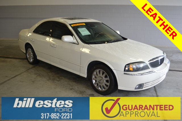 Pre-Owned 2003 Lincoln LS V6