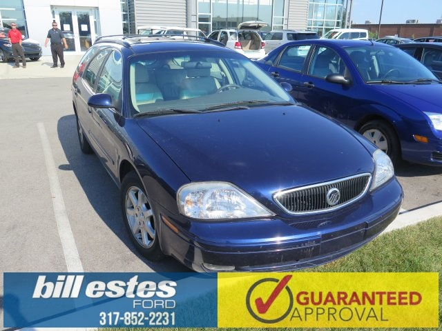 Pre-Owned 2000 Mercury Sable LS 4D Station Wagon