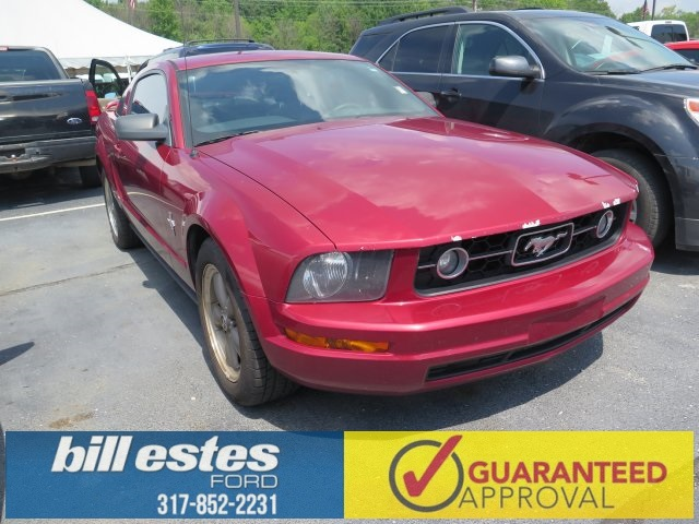 Pre-Owned 2006 Ford Mustang  2D Coupe
