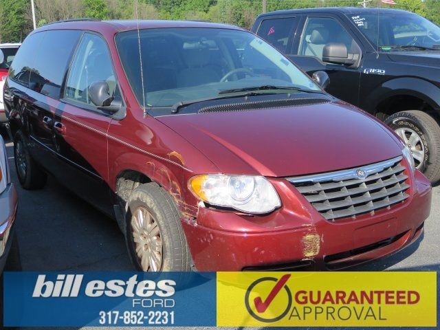 Pre-Owned 2007 Chrysler Town & Country LX 4D Passenger Van