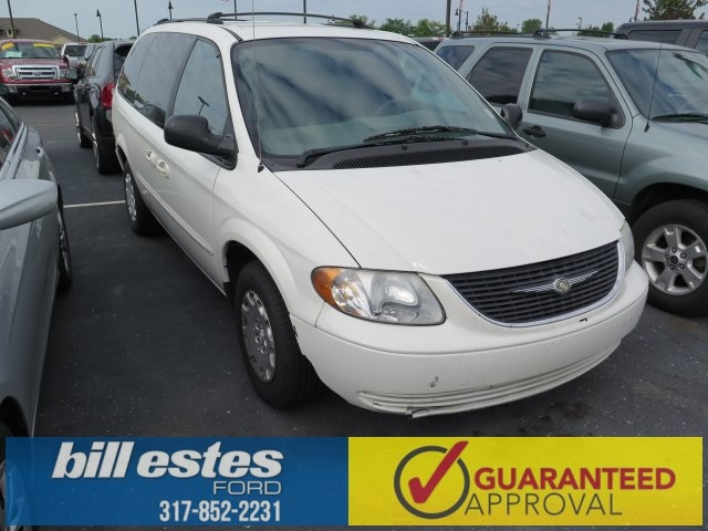 Pre-Owned 2003 Chrysler Town & Country LX 4D Passenger Van