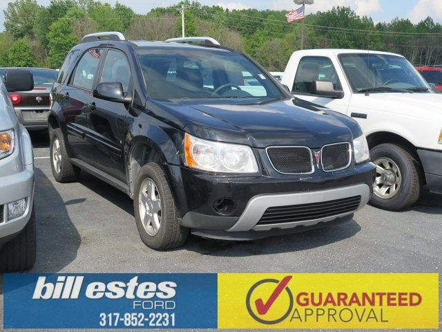 Pre-Owned 2008 Pontiac Torrent Base 4D Sport Utility