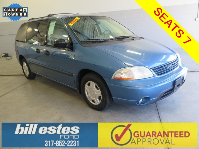 Pre-Owned 2002 Ford Windstar LX 4D Wagon