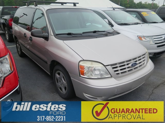 Pre-Owned 2004 Ford Freestar S 4D Wagon