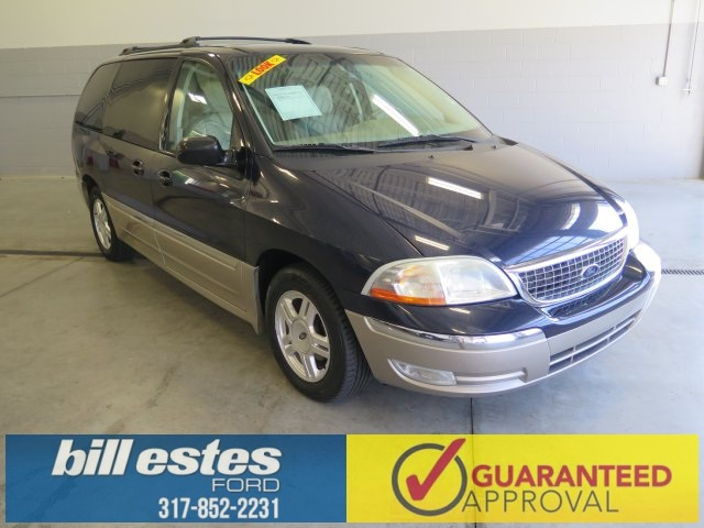 Pre-Owned 2003 Ford Windstar SEL 4D Wagon