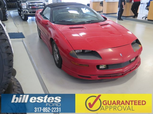 Pre-Owned 1997 Chevrolet Camaro