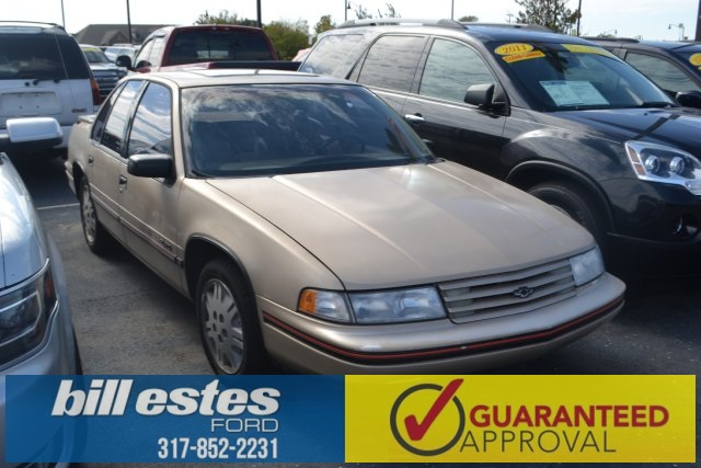 Pre-Owned 1992 Chevrolet Lumina Euro 4D Sedan