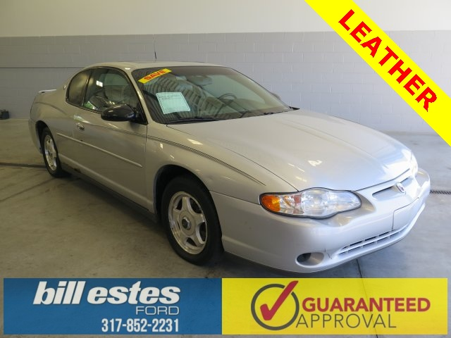 Pre-Owned 2001 Chevrolet Monte Carlo LS 2D Coupe