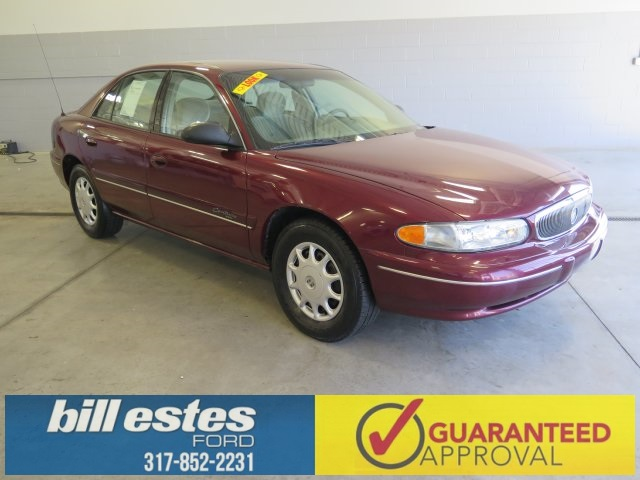 Pre-Owned 1999 Buick Century Custom 4D Sedan