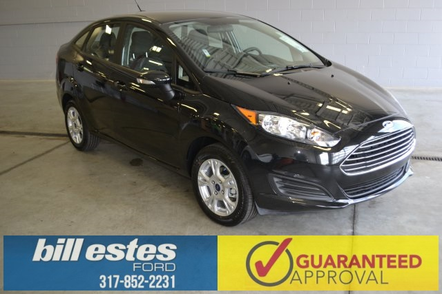 New 2015 Ford Fiesta SE 4D Sedan