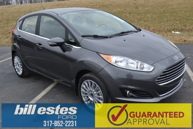 New 2015 Ford Fiesta Titanium