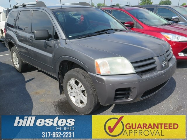Pre-Owned 2004 Mitsubishi Endeavor 4D Sport Utility  AWD