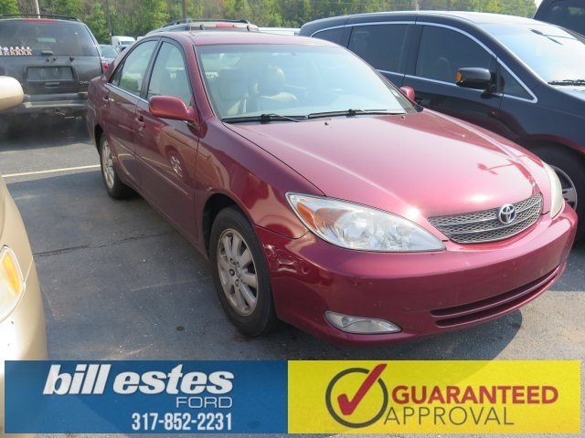 Pre-Owned 2003 Toyota Camry LE 4D Sedan