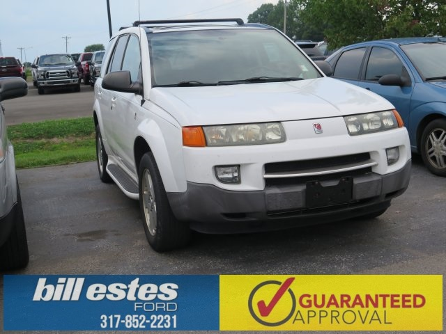 Pre-Owned 2004 Saturn VUE 4D Sport Utility V6 AWD